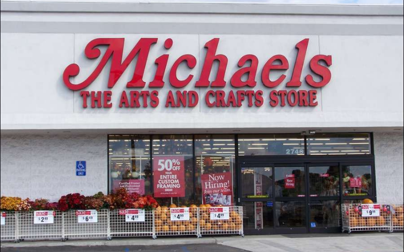 michaels application