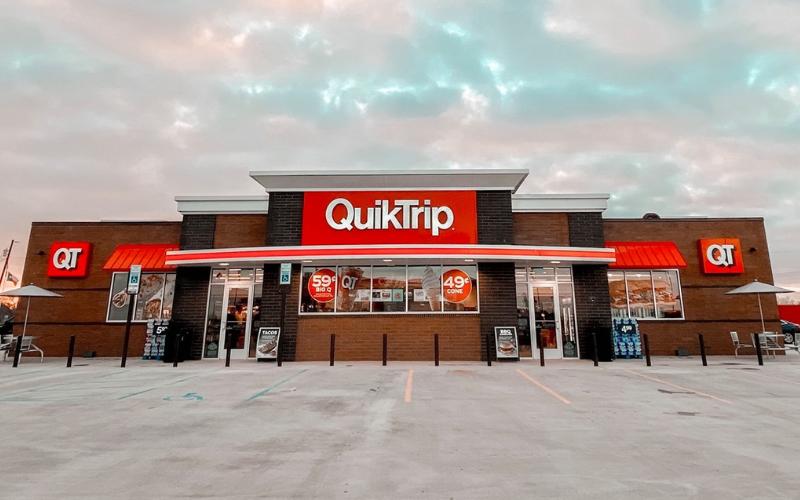 quik trip application