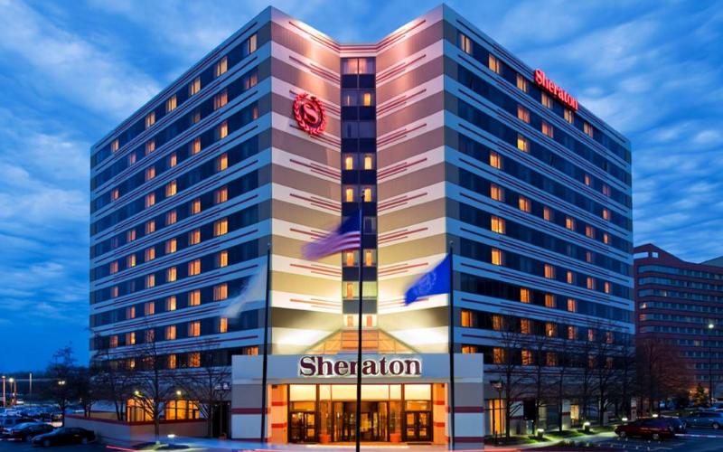 sheraton hotel application