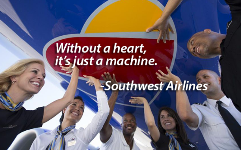 southwest airlines application tip