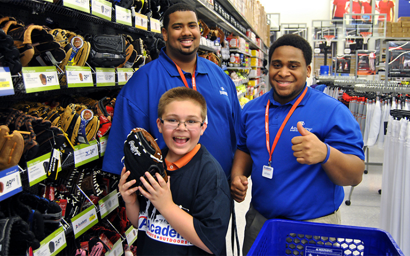 the academy sports and outdoors jobs application