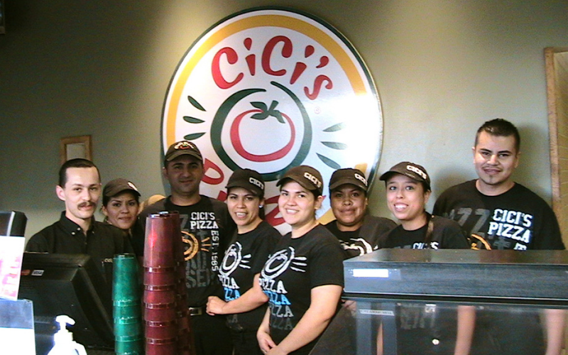 the cicis pizza application tips
