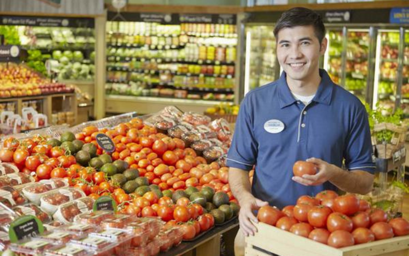 the food lion application tips