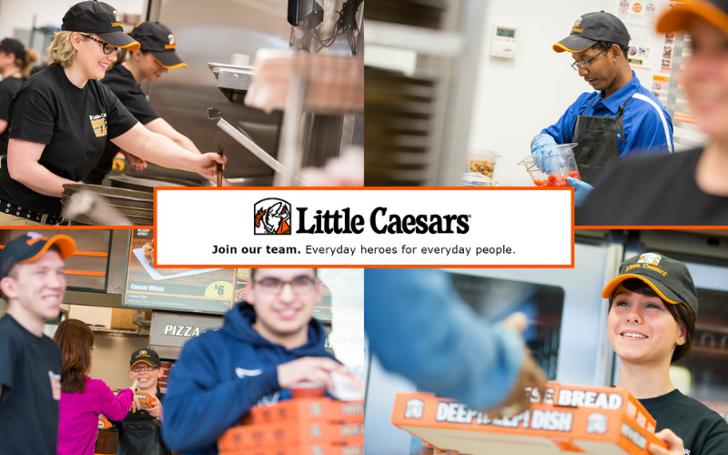 the little caesars application guide