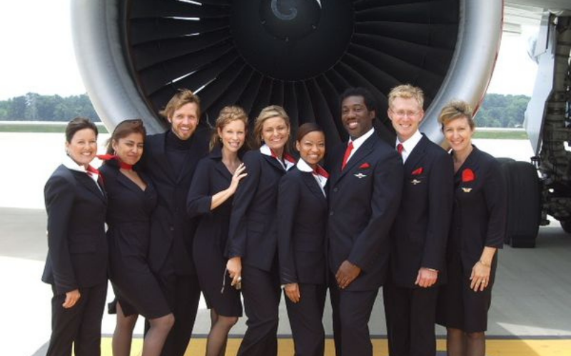 the northwest airlines application
