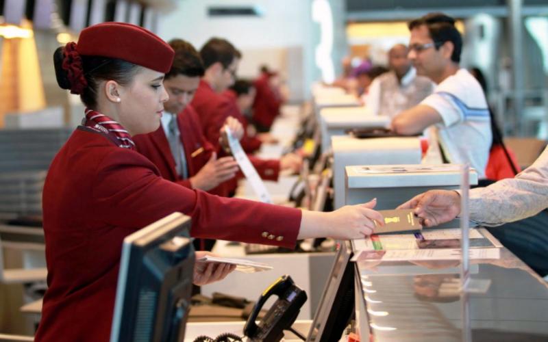 the qatar airways application tips