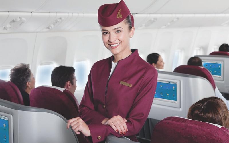 the qatar airways application
