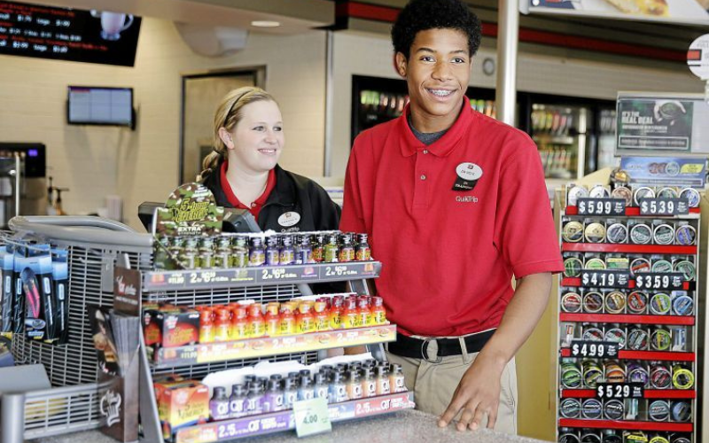 the quik trip application tips
