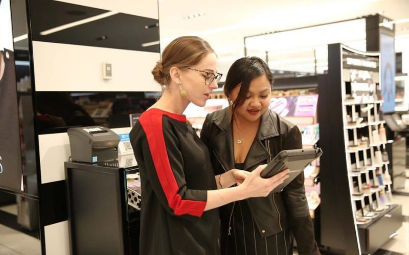 the sephora application tips