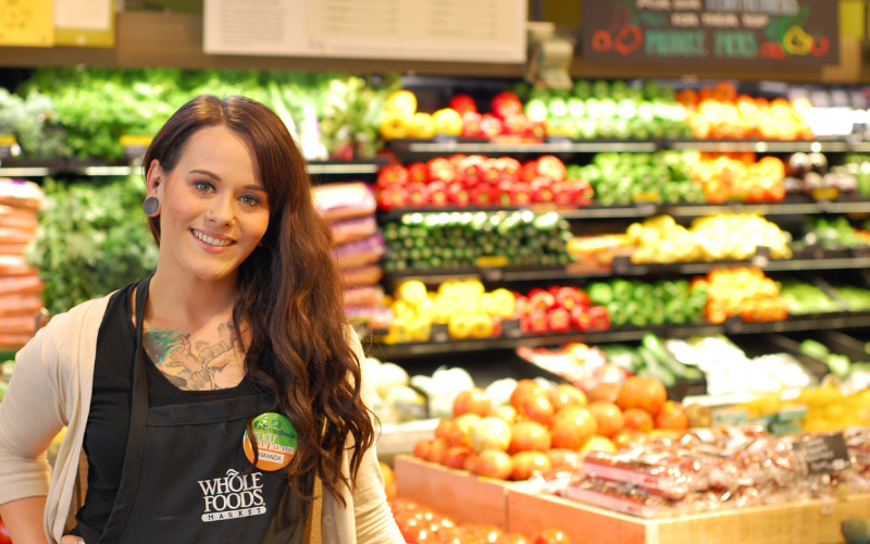 whole foods application guide