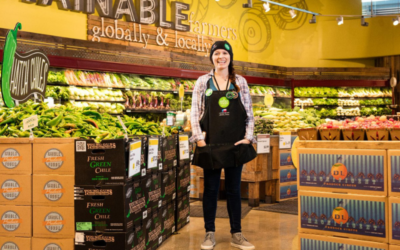 whole foods application tip