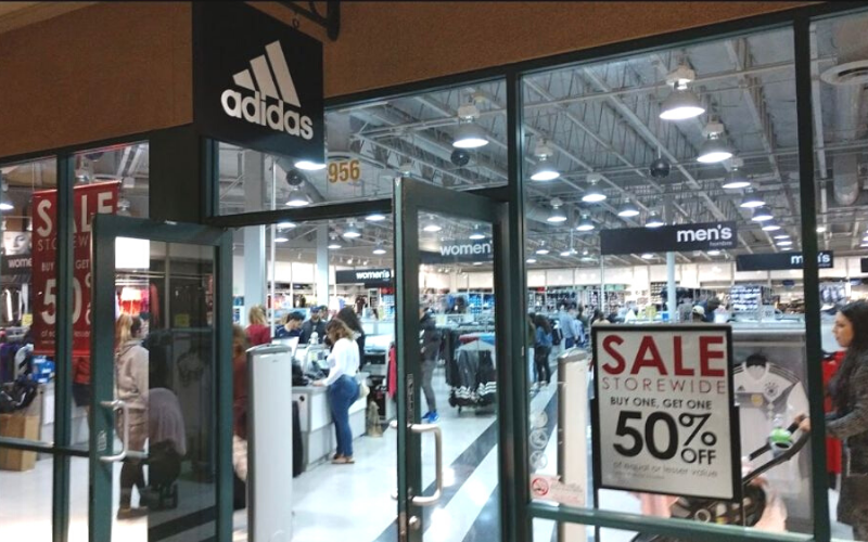 Benefits and perks while working at Adidas
