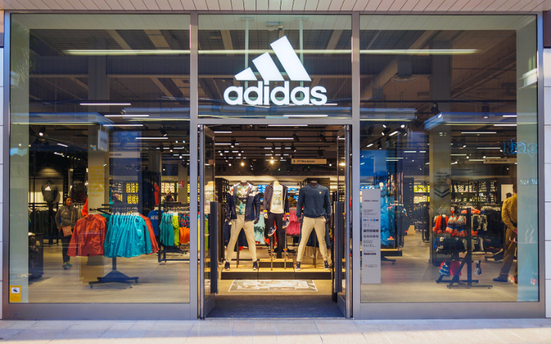 The job positions available at Adidas