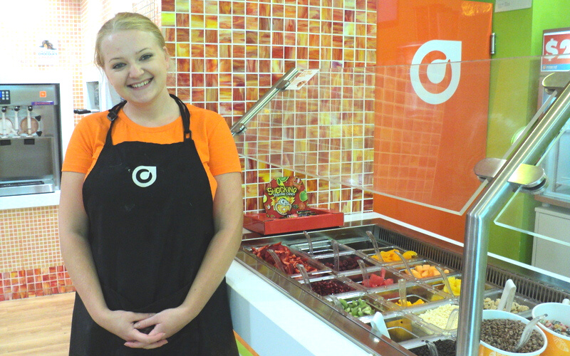 The job positions available at Orange Leaf