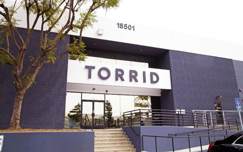 The job positions available at Torrid