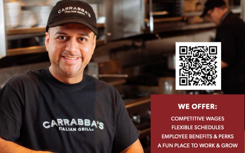 carrabbas application tips