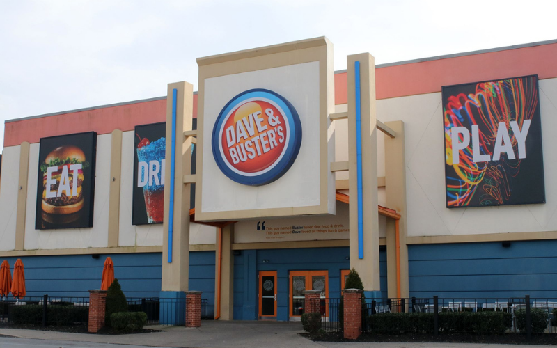 Dave and Buster's Application Online: Jobs & Career Info