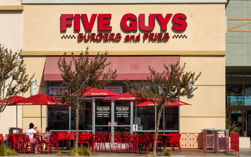 Five Guys Burgers and Fries Application Online: Jobs & Career Info