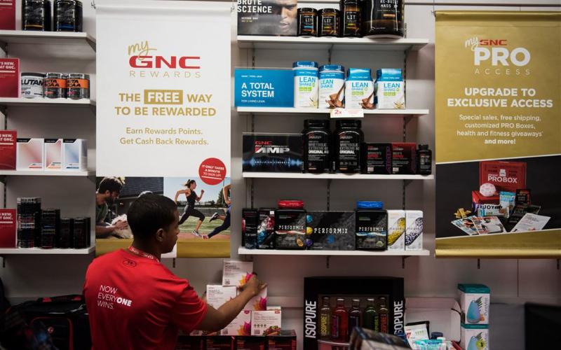general nutrition center gnc application guide