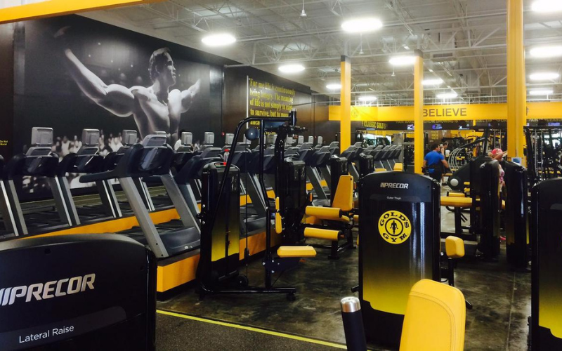 Gold's Gym Application Online: Jobs & Career Info