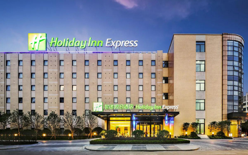 holiday inn express application