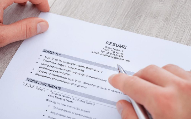 How to List Education on a Resume?