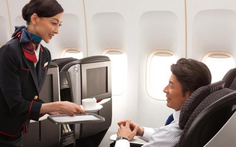 japan airlines application tip