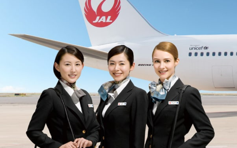 japan airlines application