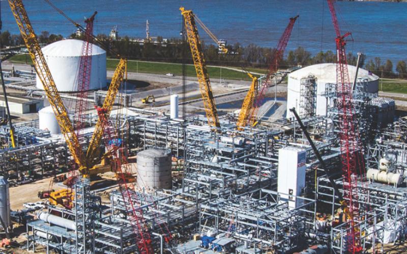 kbr construction application