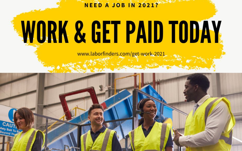 labor finders application