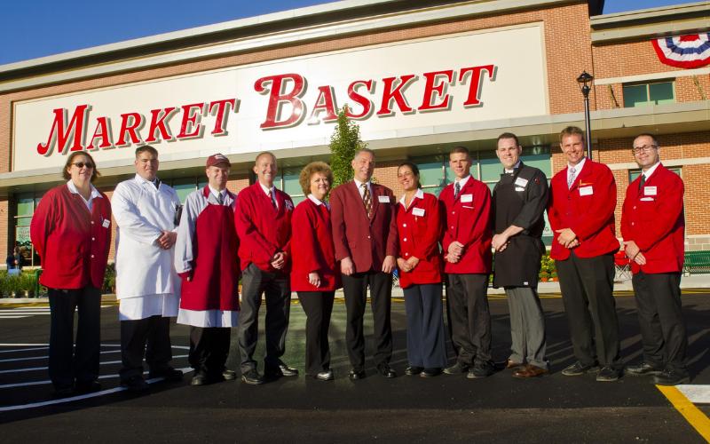 market basket application tip