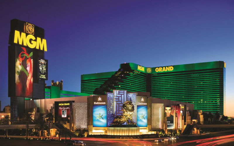MGM Grand Application – Online Job Form