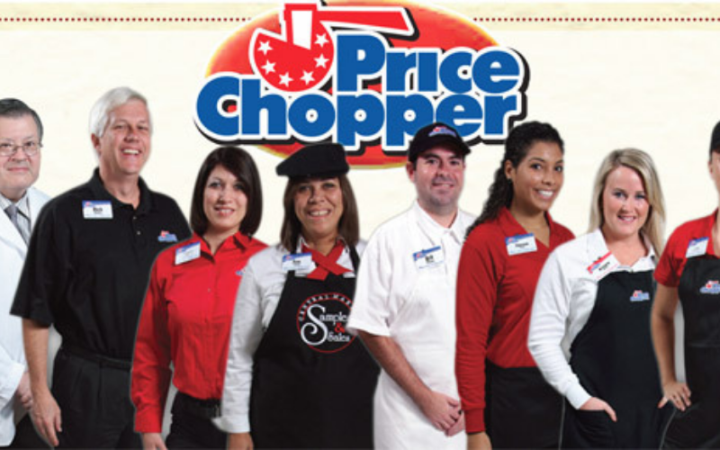 price chopper application guide