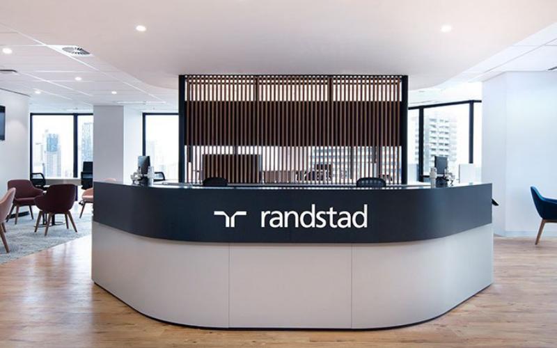 randstad application