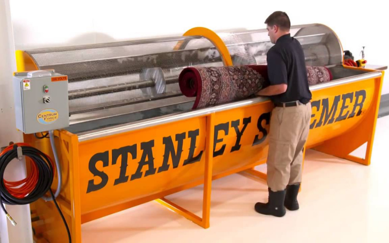 stanley steemer application tip