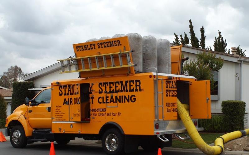 stanley steemer application