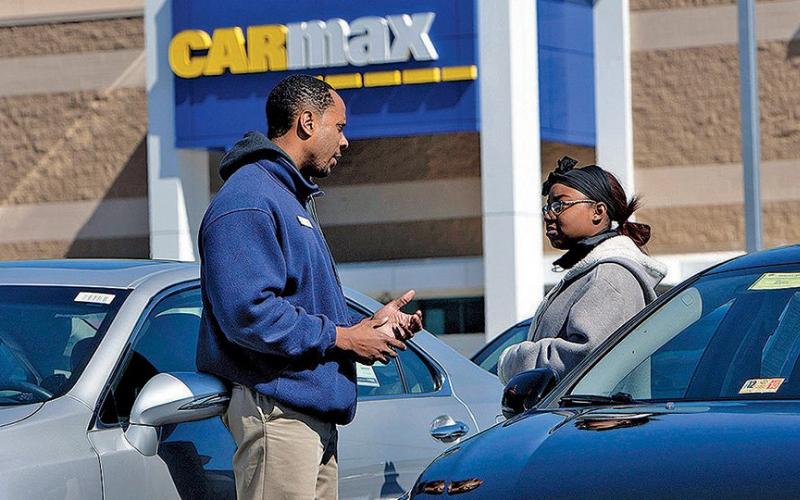 the carmax application guide