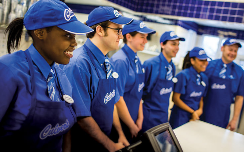 the  culvers application tip