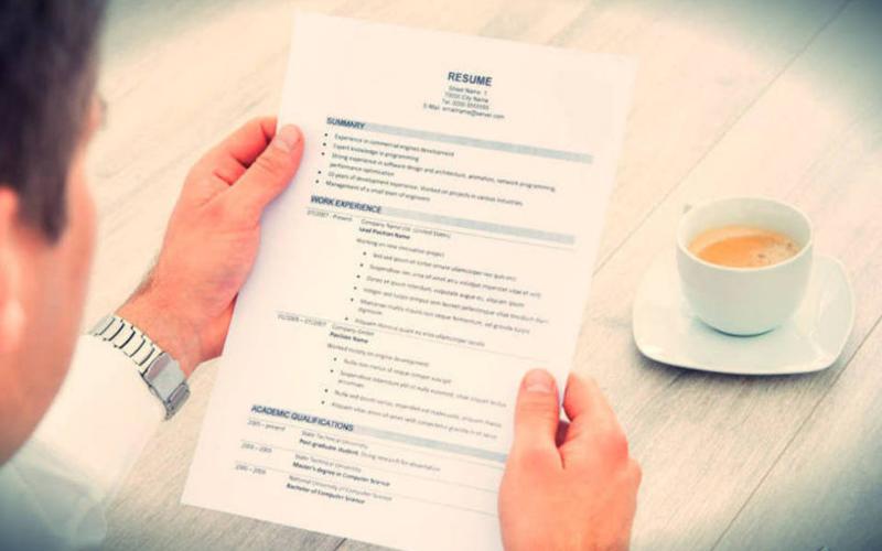 the cv vs the resume