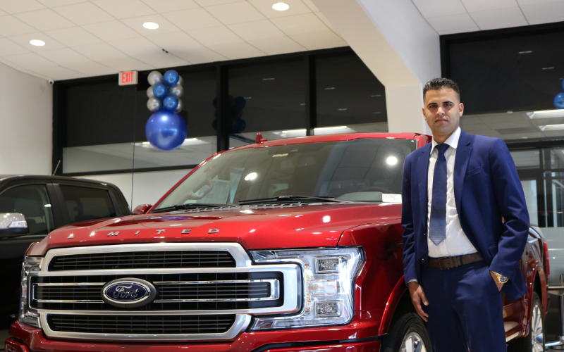 the ford dealership application guide