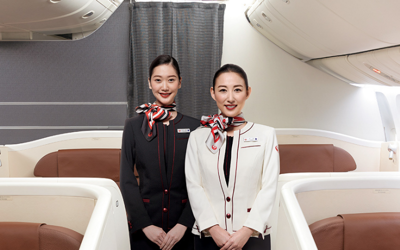 the japan airlines application tips
