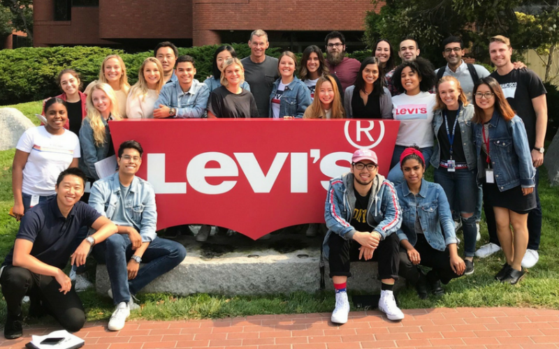 the levis application tip