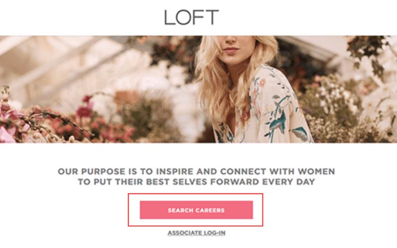 the loft application tip