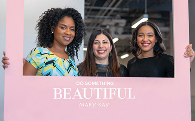the mary kay application tip