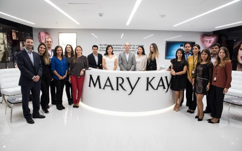 the mary kay application