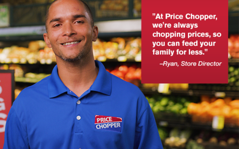 the price chopper application guide