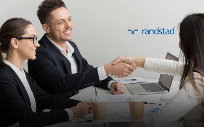 the randstad application