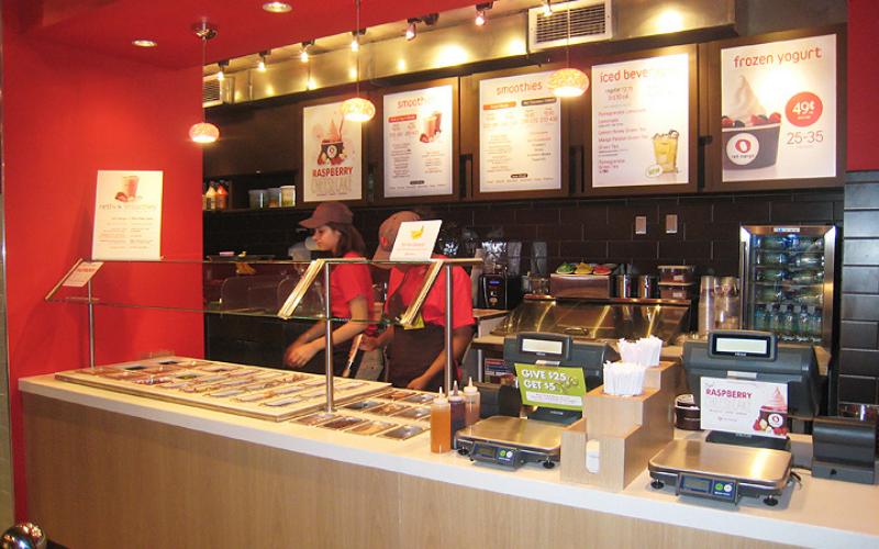 the red mango application tip