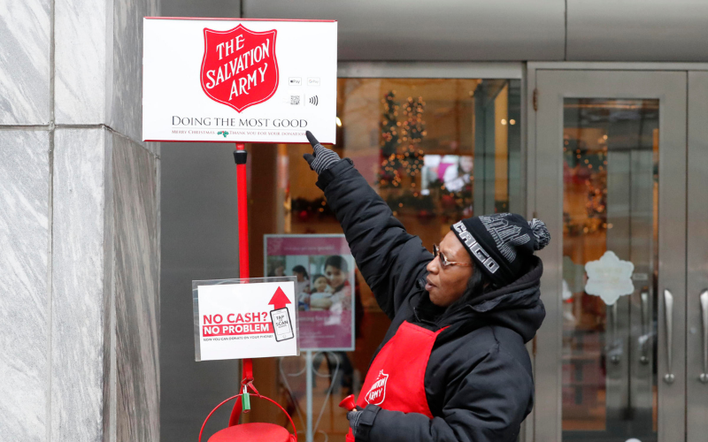the salvation army application guide