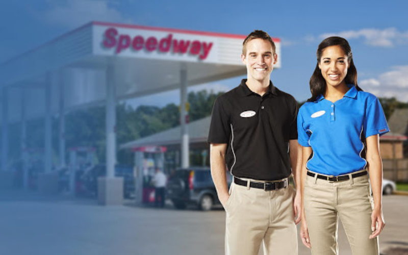 the speedway application